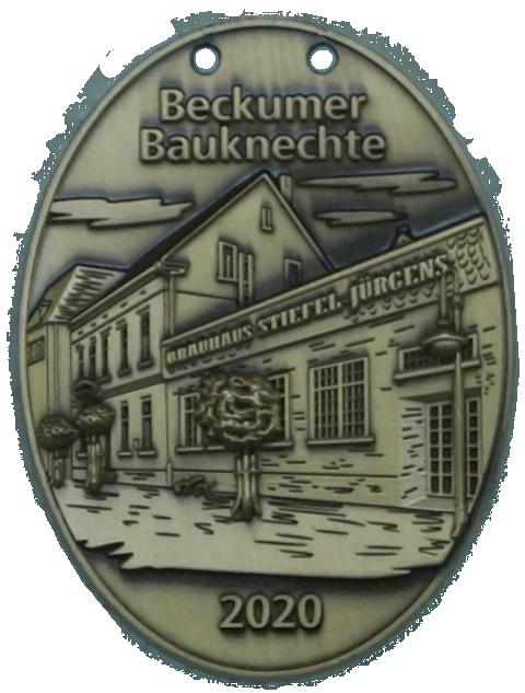Bauknechte Beckum Orden 2020