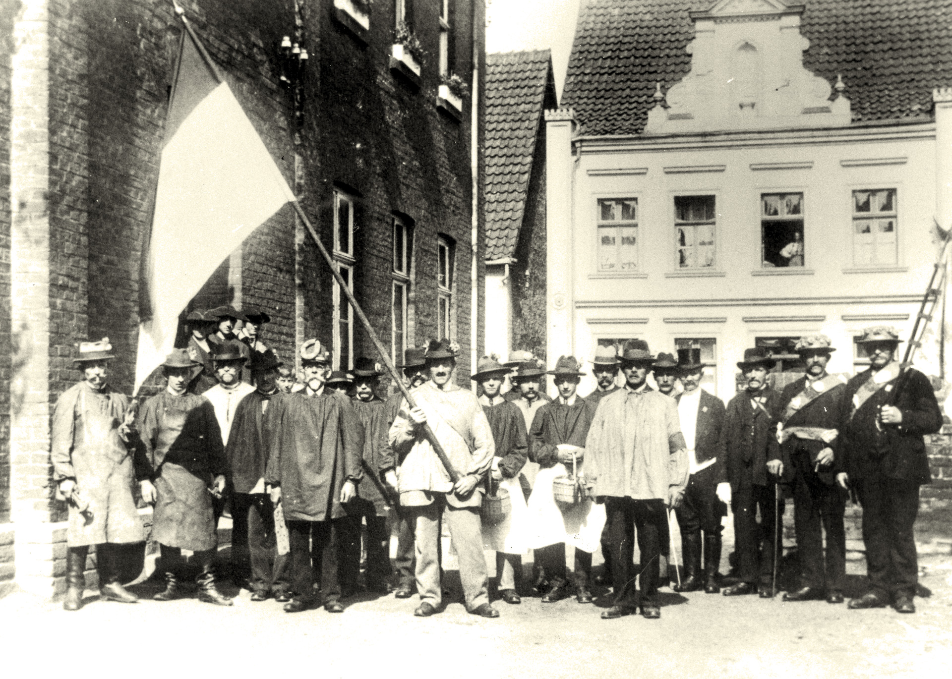 Beckumer-Bauknechte-1924-Hühlstr.-23-