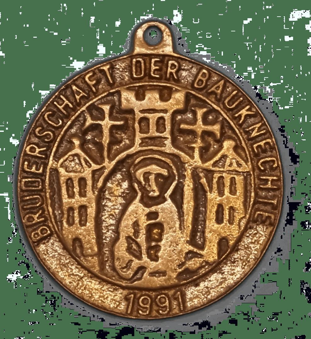 Beckumer-Bauknechte_Orden_1991
