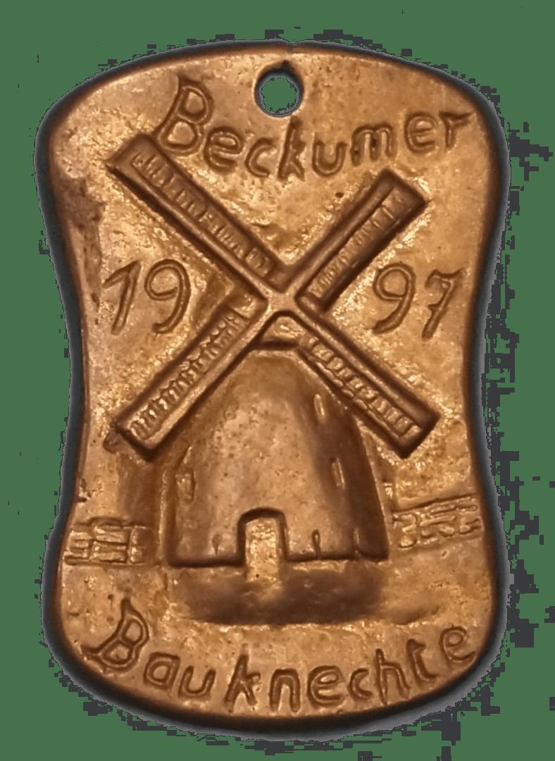 Beckumer-Bauknechte_Orden_1997