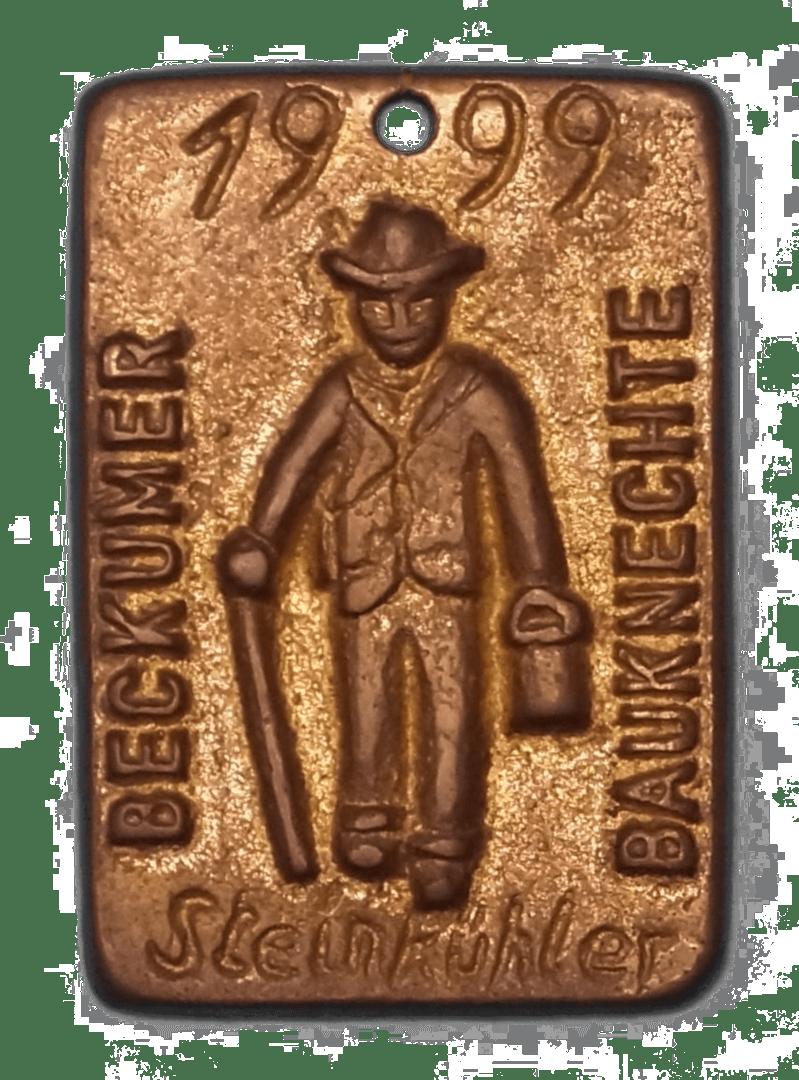 Beckumer-Bauknechte_Orden_1999