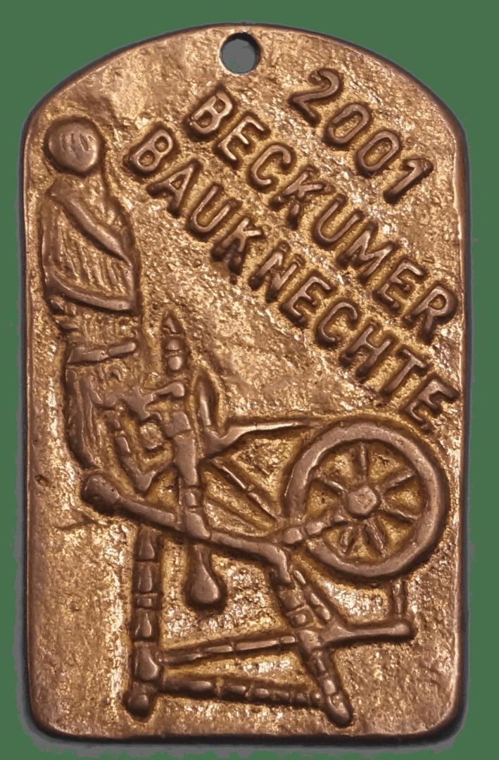 Beckumer-Bauknechte_Orden_2001