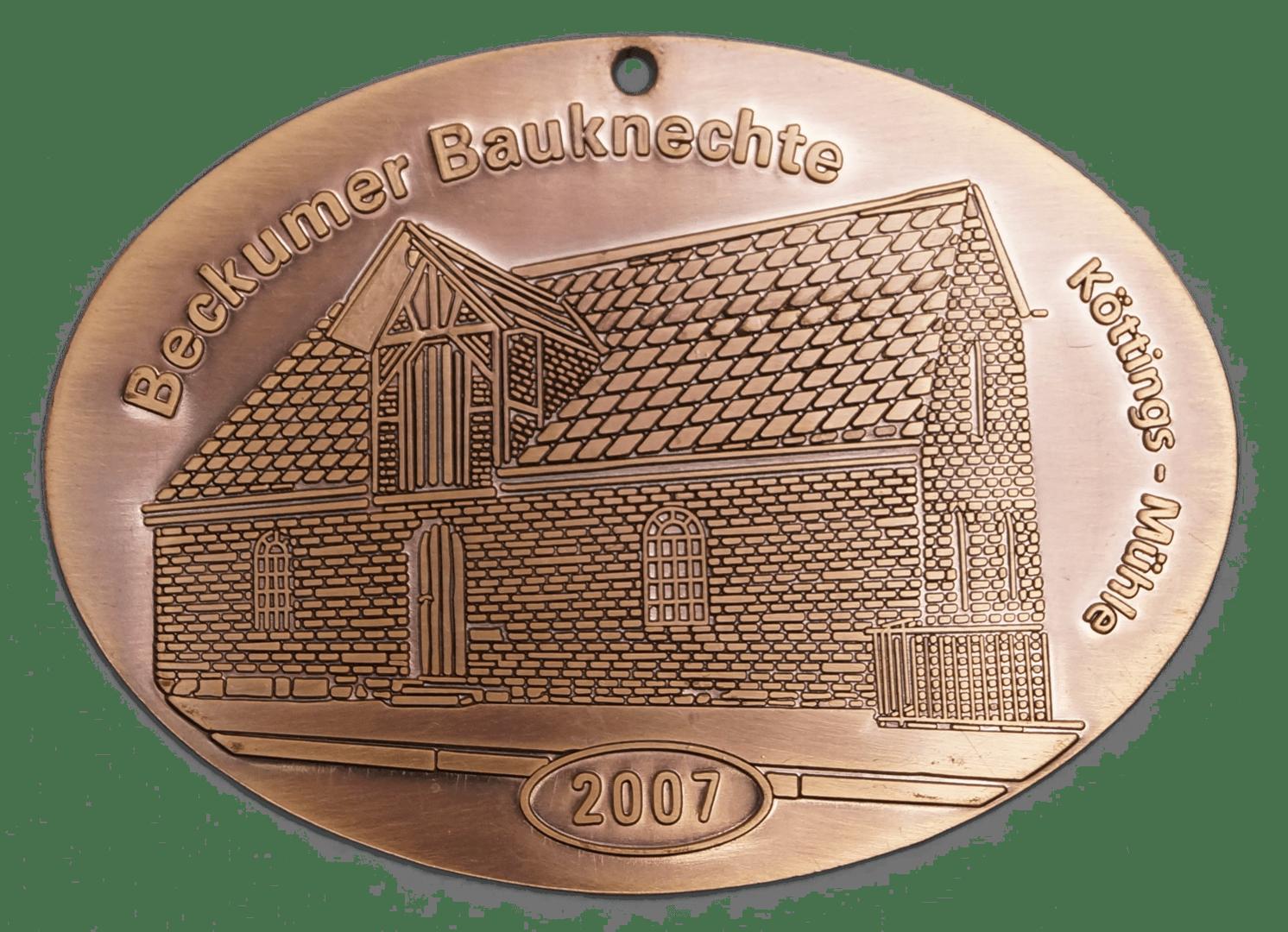 Beckumer-Bauknechte_Orden_2007