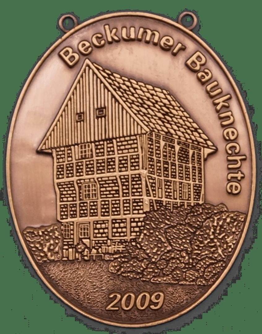 Beckumer-Bauknechte_Orden_2009